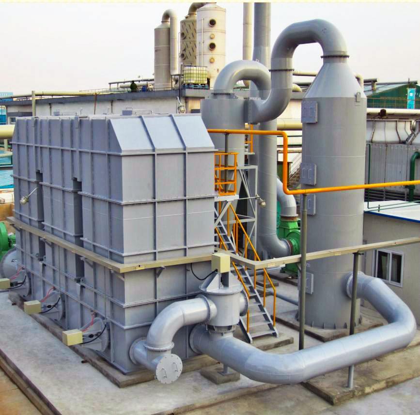 蓄热式催化燃烧(RCO)