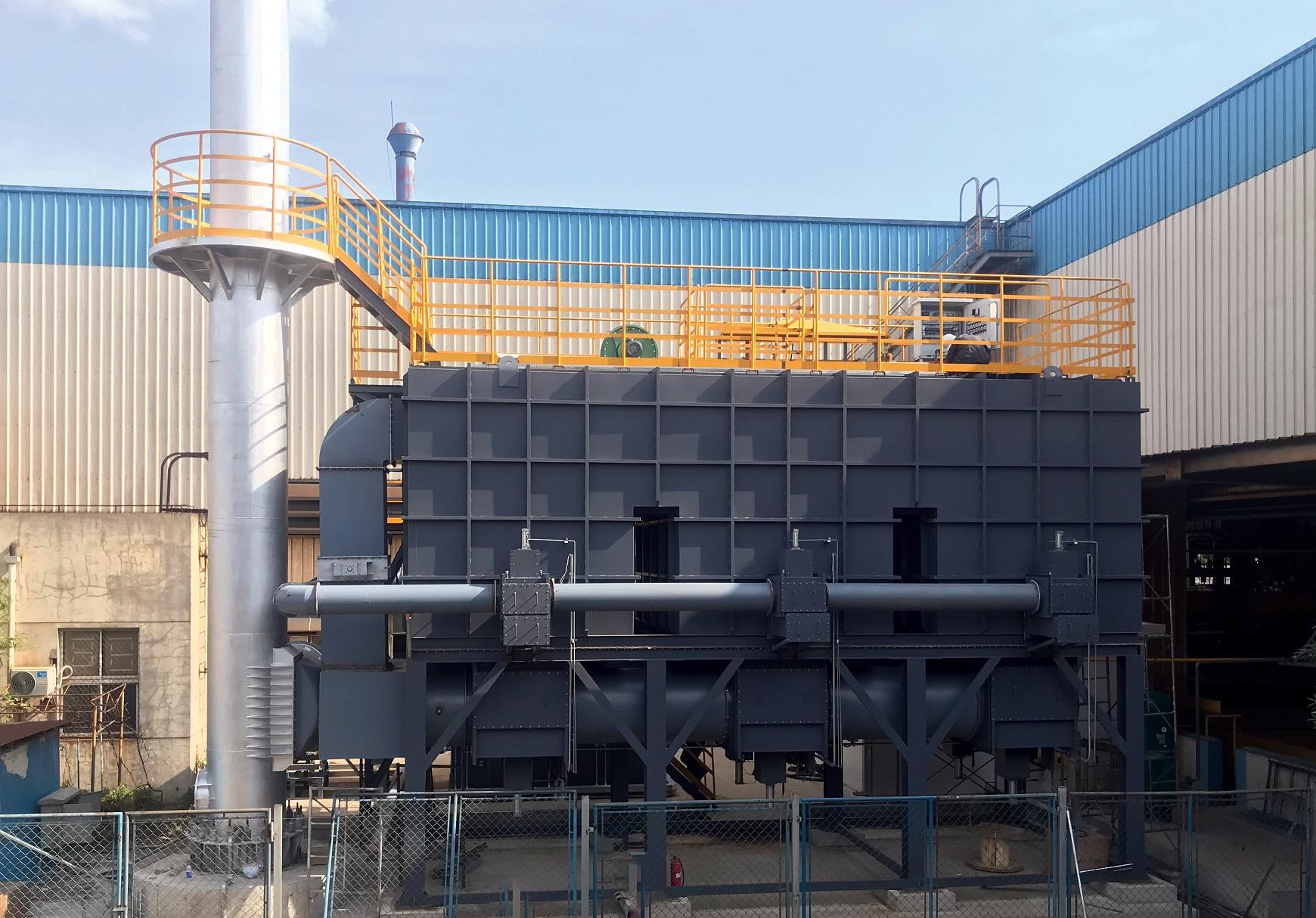 蓄热式热力燃烧系列 (RTO)